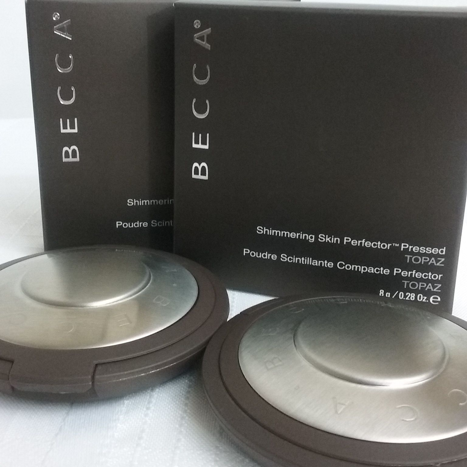 Becca Cosmetics Shimmering Skin Perfectors. Awesome ...