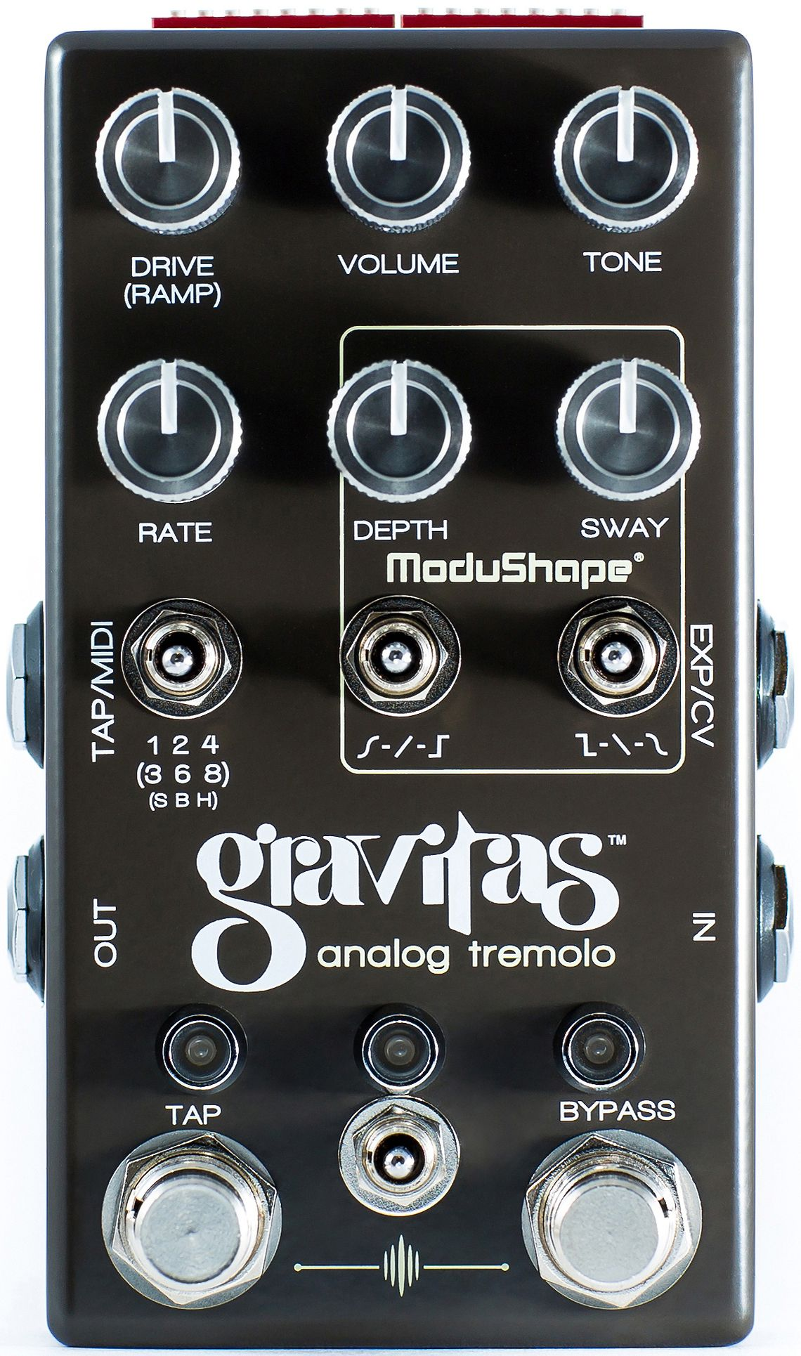 Gravitas Guitar Pedals Analog Signal Guitar Effects Pedals