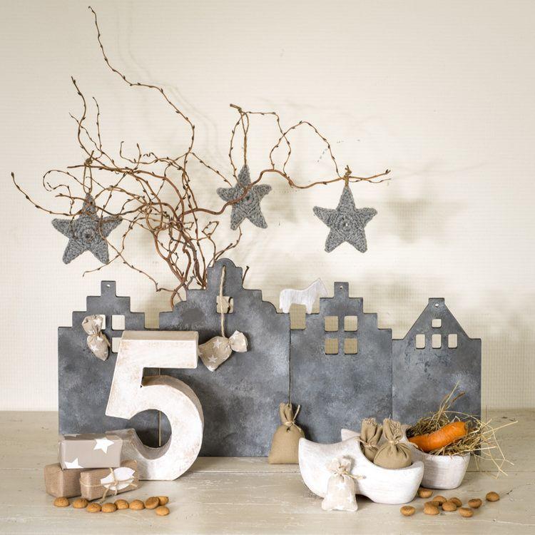 Leuke sinterklaas decoratie seizoenen sinterklaas for Huis maken surprise