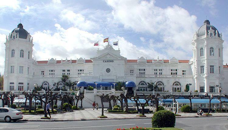Gran Casino Sardinero Con Imagenes Ciudades Santander