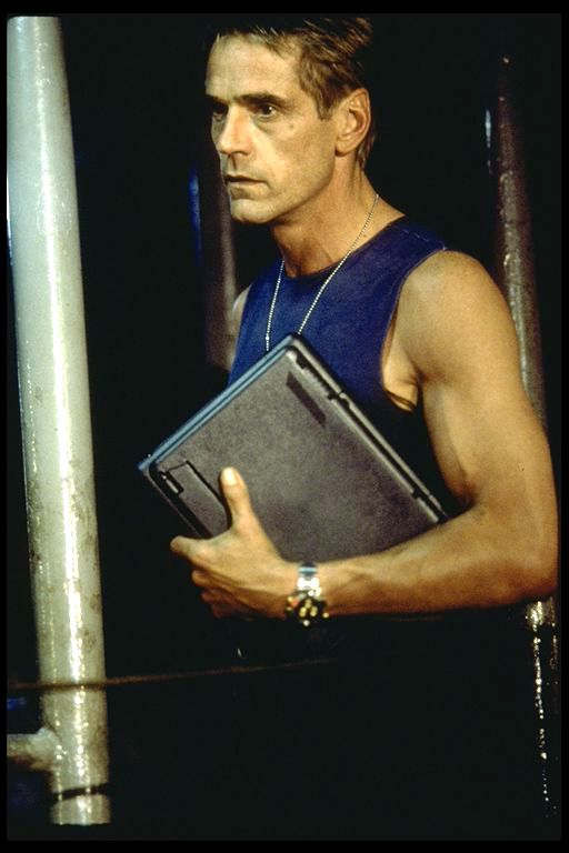 die hard with a vengeance 1995 jeremy irons hello