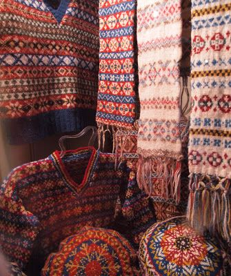 Fancy Tiger Crafts: Scotland Journey Part 5: Shetland Museums