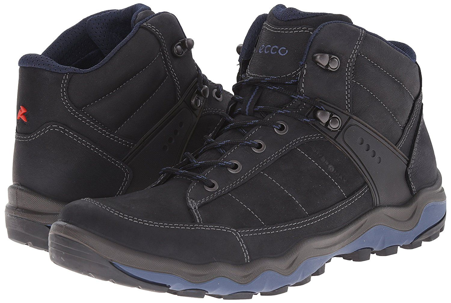 8340447f6c35d ECCO Men's Ulterra Dhaka Mid Boot ** Check this awesome product by going to  the link at the image. (This is an affiliate link) #HikingBoots