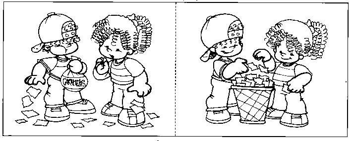 Dibujos Para Colorear Sobre El Respeto A Los Demas Imagui