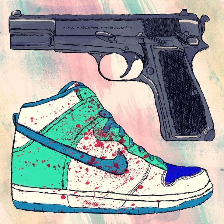 Pumped Up Kicks - Foster the People | Dibujos marvel, Dibujos ...