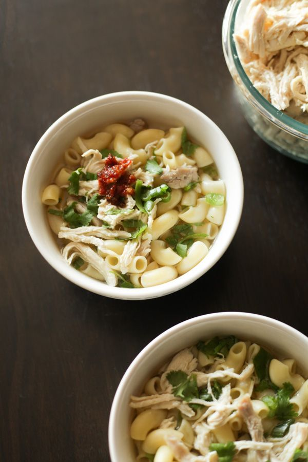 Pasta soup recipes easy