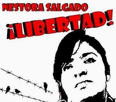 Entrevista a Néstora Salgado desde la cárcel, Coordinadora de la Policía Comunitaria de Olinalá, Gro., México