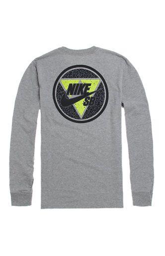 Nike SB Flashback Long Sleeve T-Shirt  pacsun  208160bf4