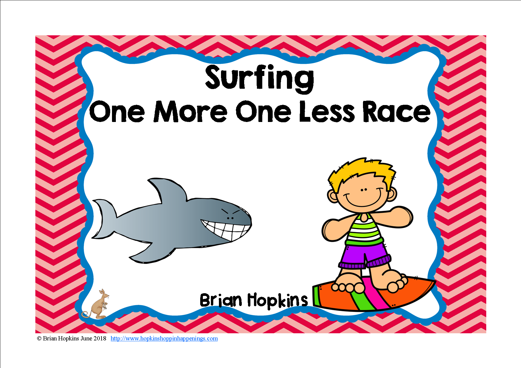Freebie Surfing One More One Less Race Includes Two