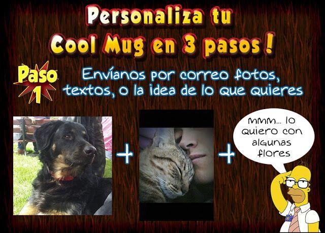 Cool Mugs Colombia: Paso 1