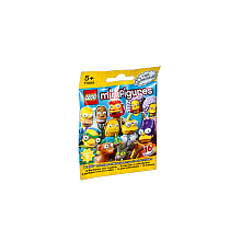 "Lego Simpsons - Mini figurine Simpsons Série 2 - 71009 (assortiment aléatoire) - Lego - Toys""R""Us"