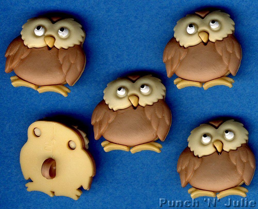 BABY OWL - Forest Babies Bird Barn Tawny Brown Animal ...
