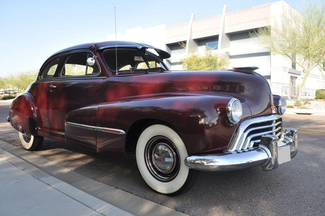 1947 Oldsmobile 66   Old Rides 5   Pinterest   Sedans, Collector ...