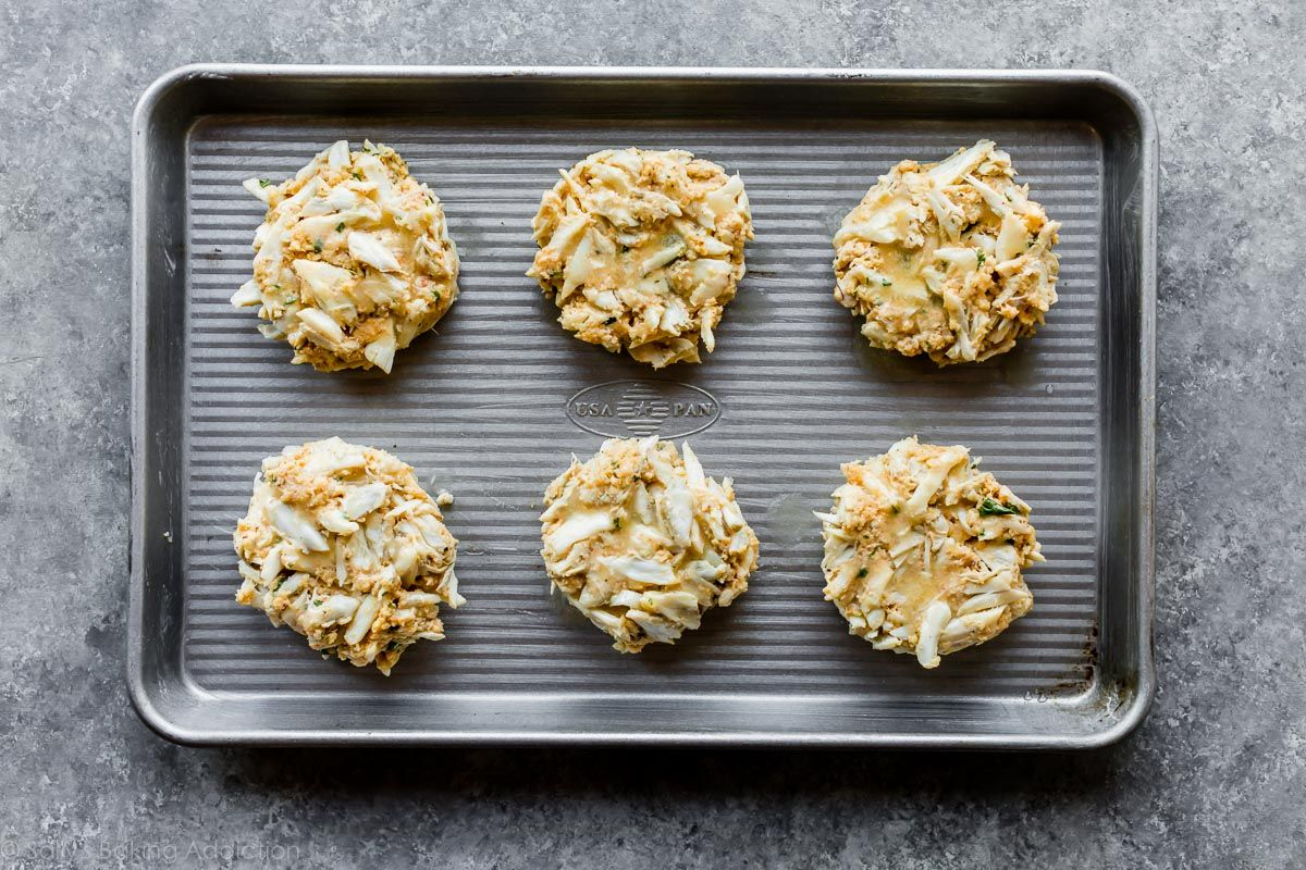 How to make real maryland crab cakes on
