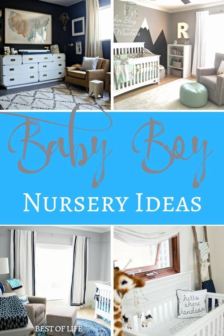 Elegant Baby Boy Nursery: Diy Nursery Decor Ideas Elegant Baby Boy Nursery Ideas