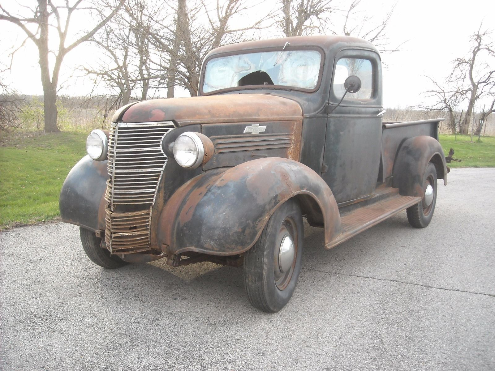 1937 Chevrolet 1 1/2 ton pickup | Chevrolet, Classic trucks and ...