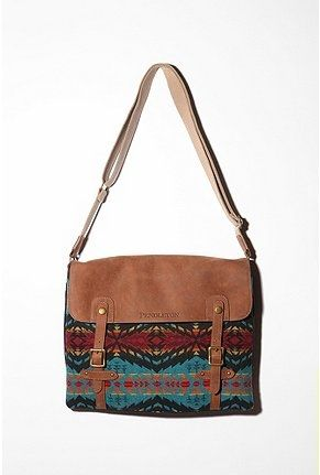 Pendleton Messenger Bag - StyleSays