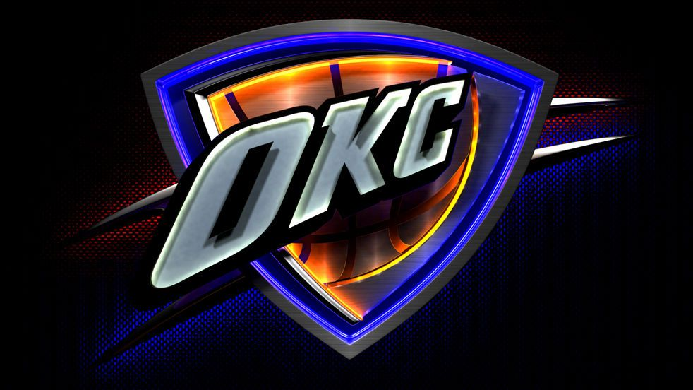 OKC Isaiah is thunderstruck!!!!! Okc thunder, Oklahoma