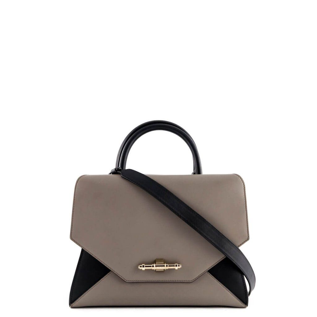20f9ce6861b8 Givenchy Two-Tone Calfskin Small Obsedia Satchel Bag -  1550 CAD ...