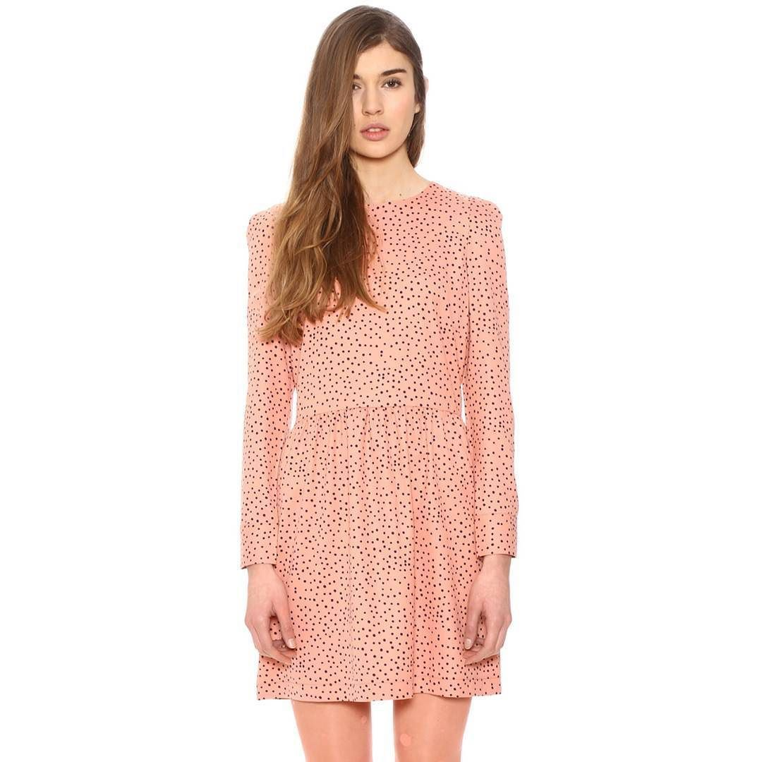 How cute is this polka dot dress from http://ift.tt/1SK0BQe // FREE uk shipping available // use code 10PLZ for 10% off until Christmas! #LaLaLandUK @LaLaLandUK #ShopLocal #ShopIndie