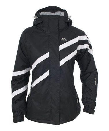 Love this Black Nicky Jacket by Trespass on #zulily! #zulilyfinds