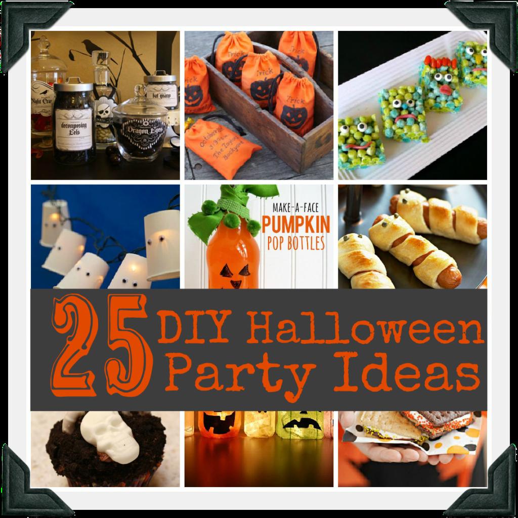 25 Diy Halloween Party Ideas Halloween Party Diy Halloween Party Decor Diy Halloween Themed Birthday Party