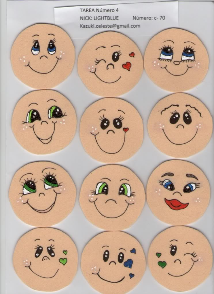 Face Pot People Patterns Clay - Bing images