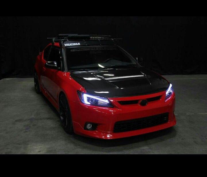 Rs8 Scion tc SpecD Tuning headlights  Scion Tc  Pinterest