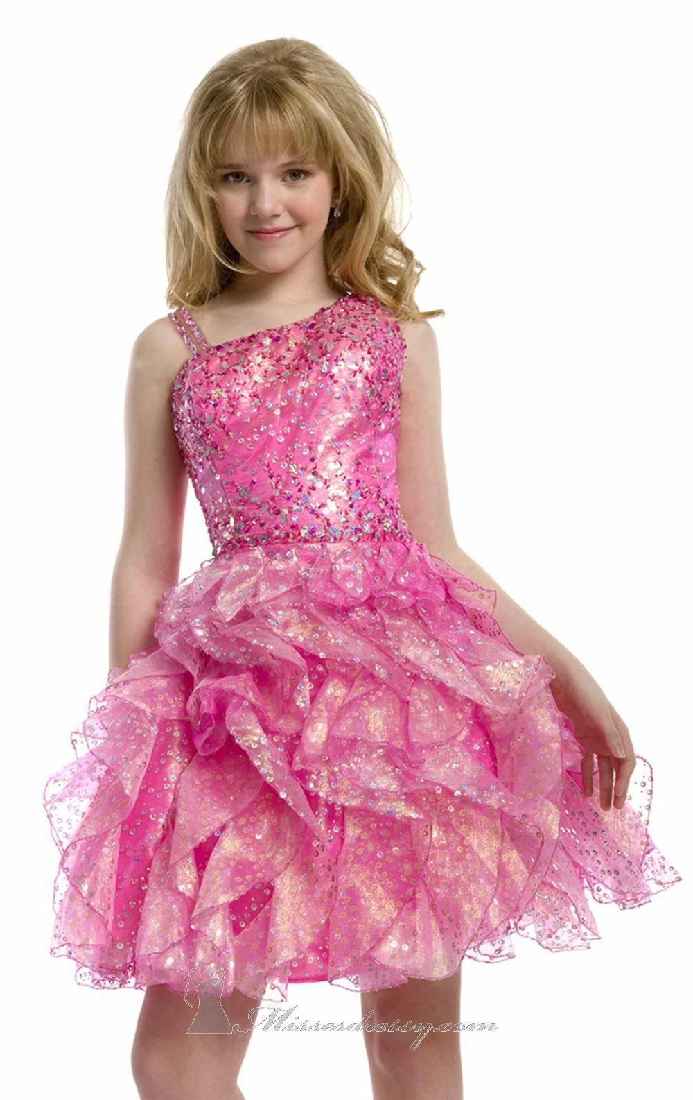 Party Time 1496 Dress - MissesDressy.com | Kids' Dresses ...