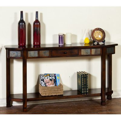 Sunny Designs Santa Fe Console Table 32 60 12 380