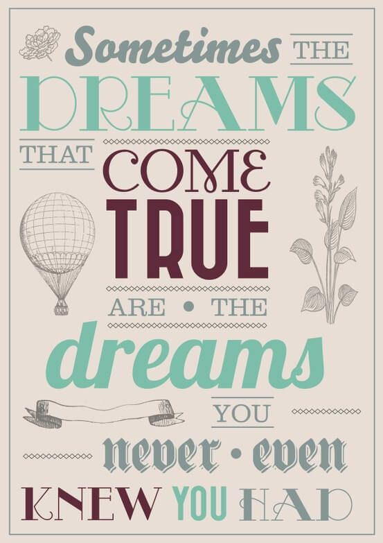 Dreams comes true beautiful quotes pinterest spirituality quotes dreams comes true altavistaventures Images