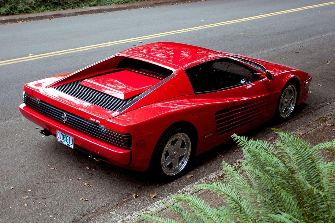1987 Ferrari Testarossa | Sports Car Shop | Ferrari Testarossa ...