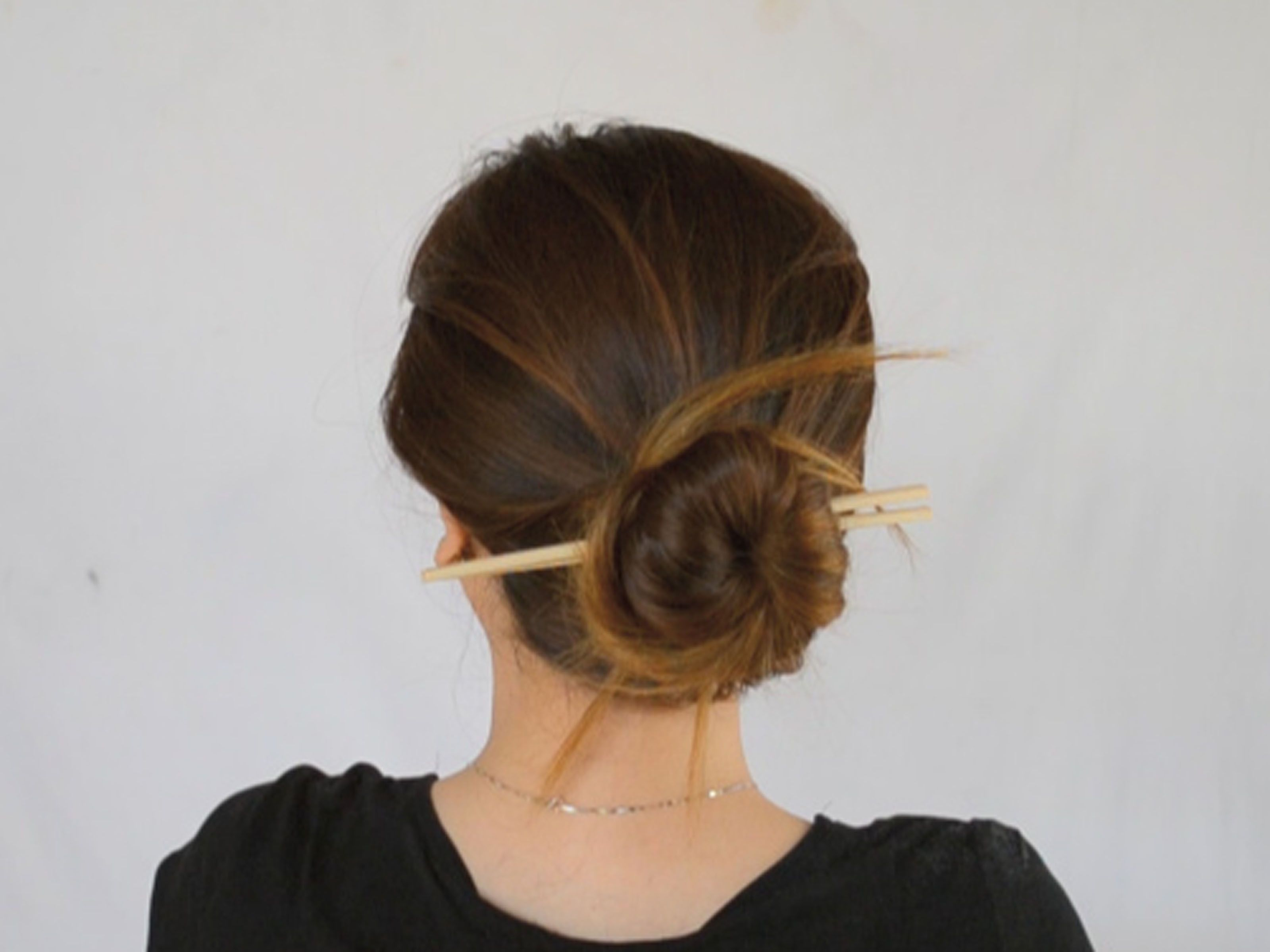Chinese Chopsticks For Hair Www Imgkid Com The Image