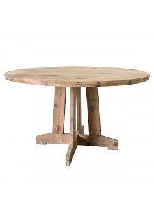 HK Living Recycled teak table - Ø140cm - HK Living | entry ...