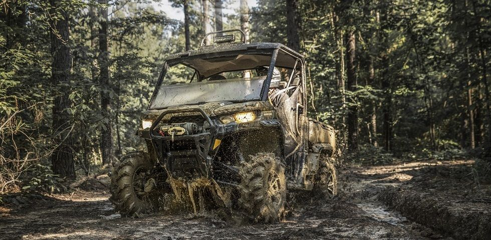 Defender Xmr Mud Riding