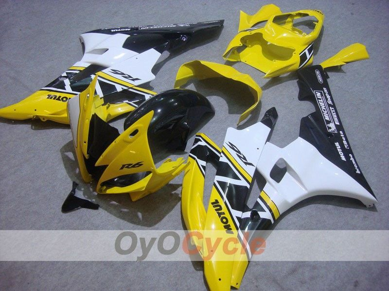 Injection Fairing kit for 06-07 YZF-R6 | OYO87900941 | RP: US $599.99, SP: US $489.99