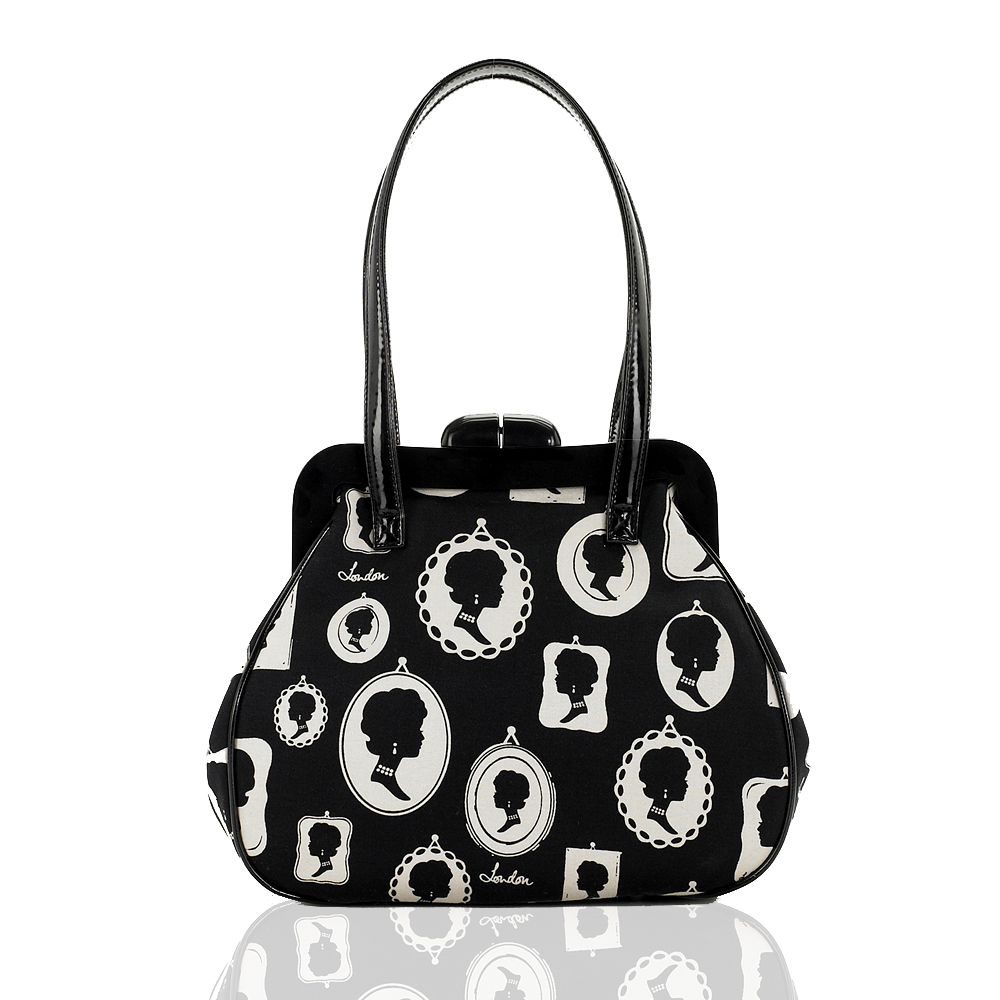 Cameo Frame Print Mid Pollyanna by Lulu Guinness | ALL THE BAGS ...