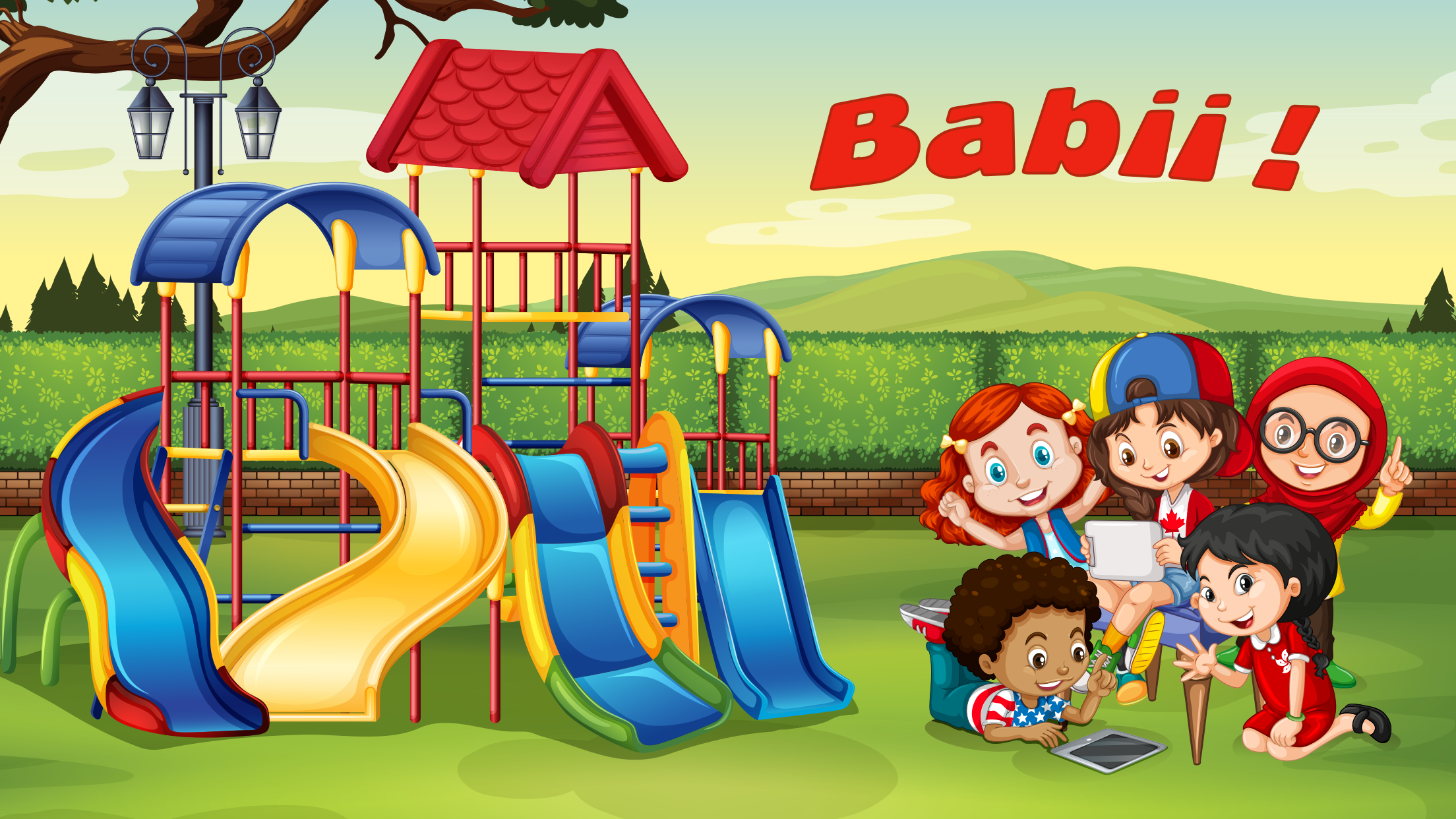 Learning apps for toddlers! Download the game and let the