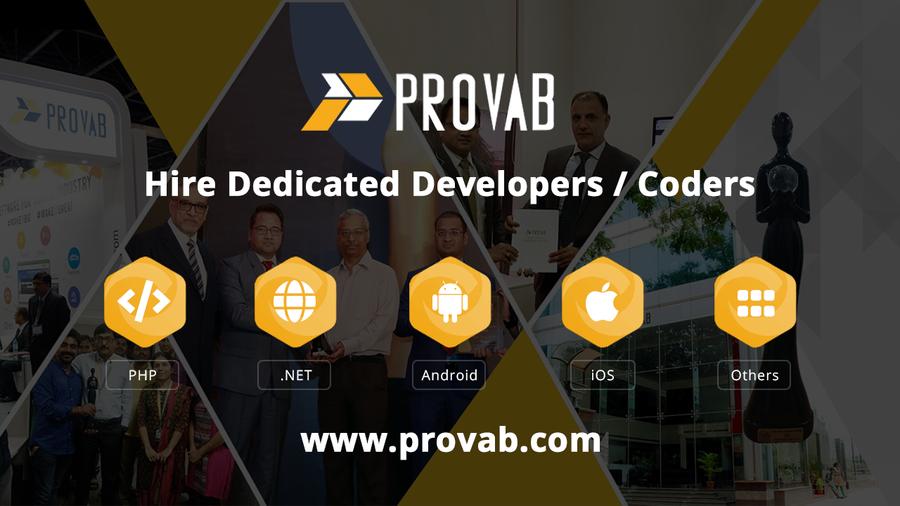 PROVAB TECHNOSOFT Announces Web Developers for Hire Setup