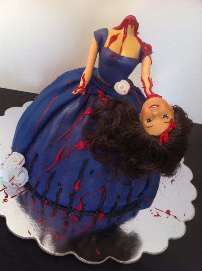 Wow murdered barbie doll thats a new one for me! what about you