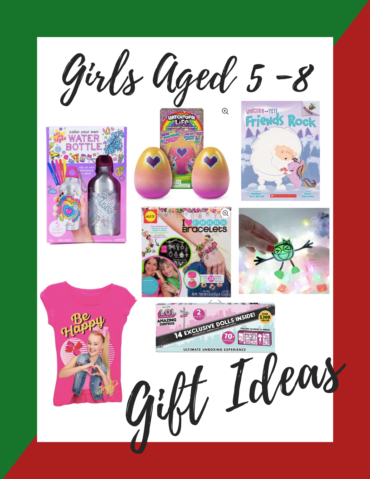 Gifts for Girls Age 5 8 in 2020 Kids gift guide, Gifts