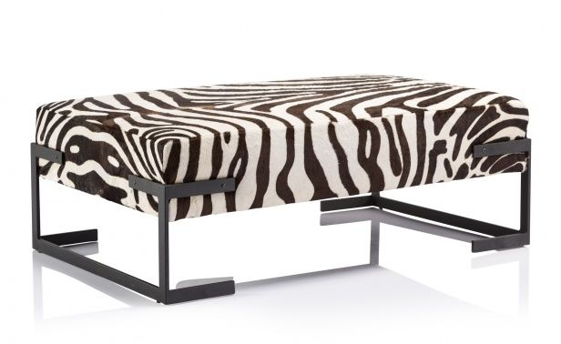 introducing the durban faux zebra ottoman coffee table available at coco republic cocorepublic. Black Bedroom Furniture Sets. Home Design Ideas