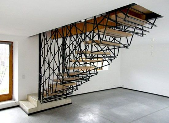 Mind Blowing Examples Of Creative Stairs 50 Stairs Design