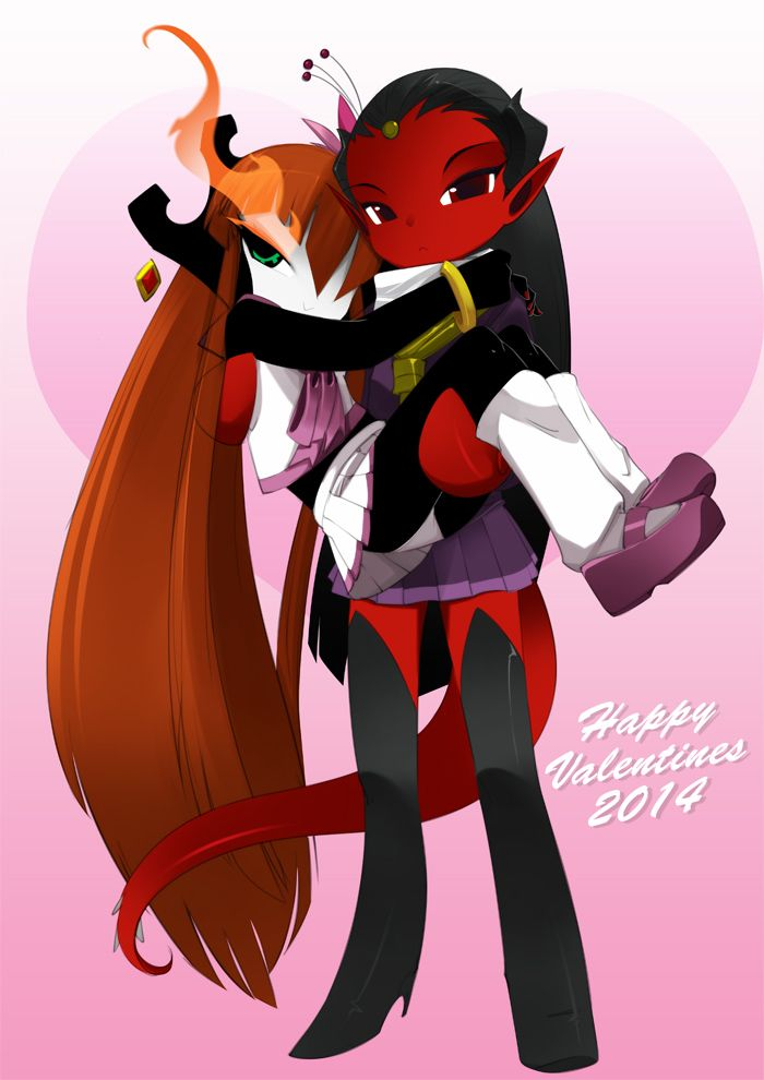 Happy valentines 2014 by on - Happy valentines day anime ...