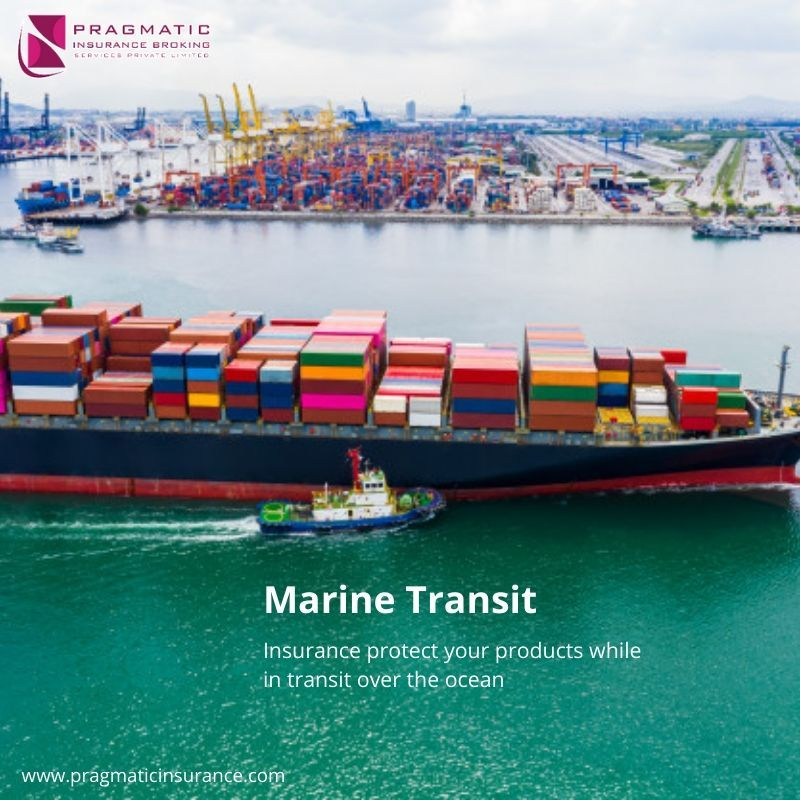 Insurance Protect Your Products While In Transit Over The Ocean