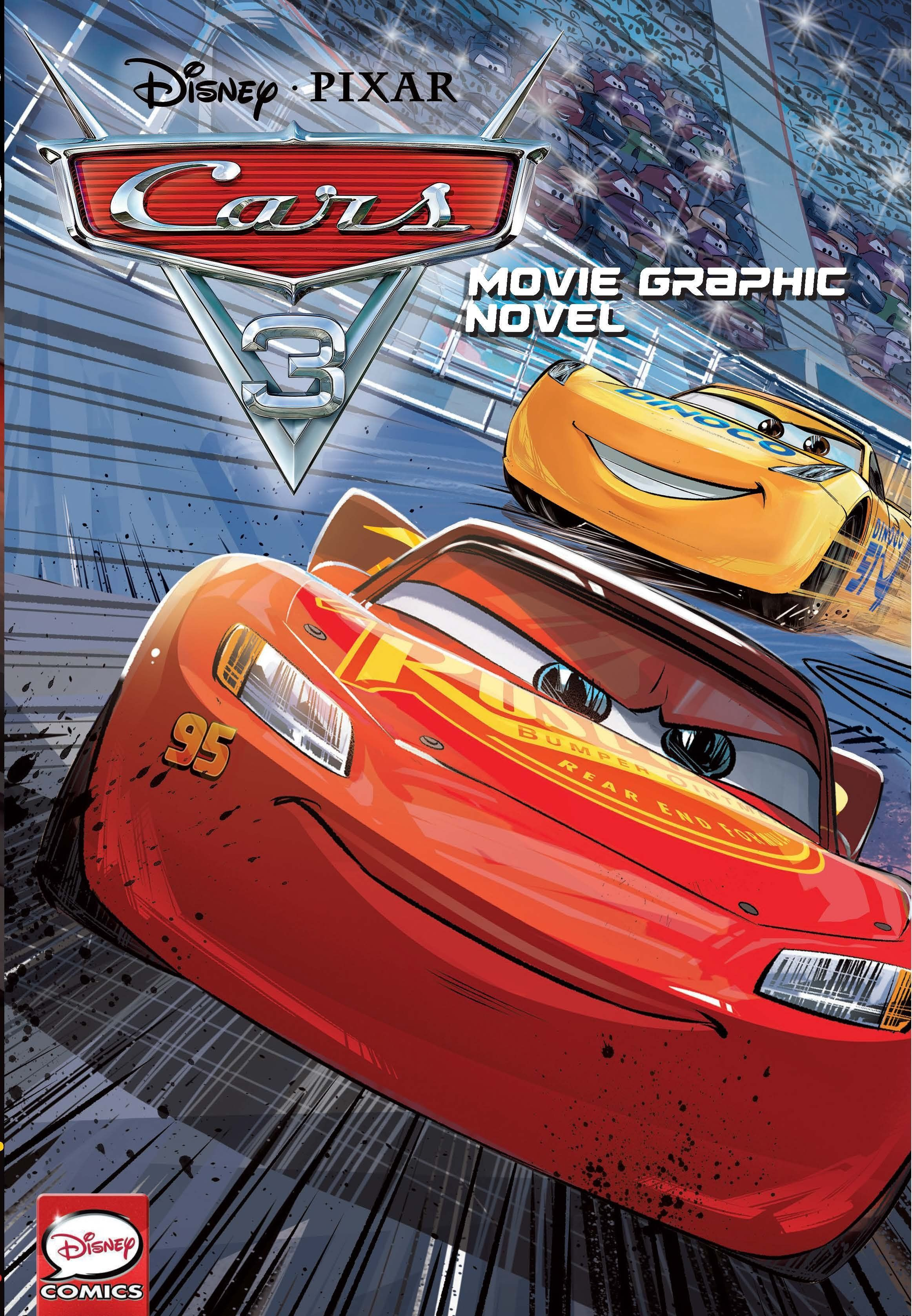 Disney Panini CARS movie stickers buy 3 get 7 free NOT CARS 2 or CARS 3