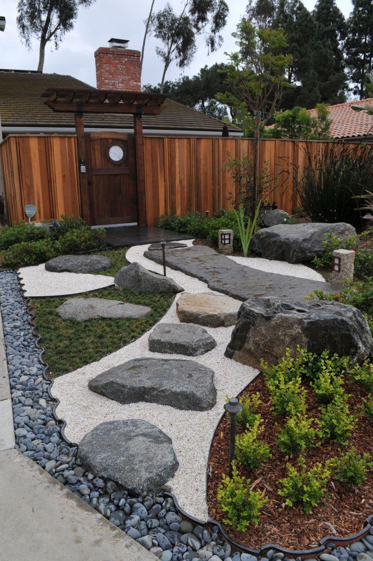 Dessiner son jardin paysager comment dessiner un jardin unique jardin paysager exemple nanterre - Dessiner son jardin en ligne ...