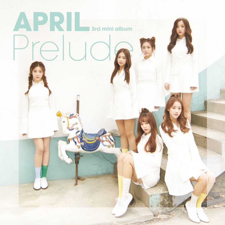 Prelude By April Spon April Music Listen Prelude Affiliate In 2020 Mini Albums Album Covers April Kpop