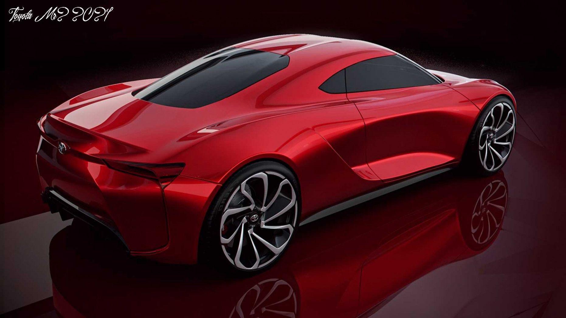 Toyota Mr2 2021 Price In 2020 Toyota Mr2 Toyota Concept Car Design