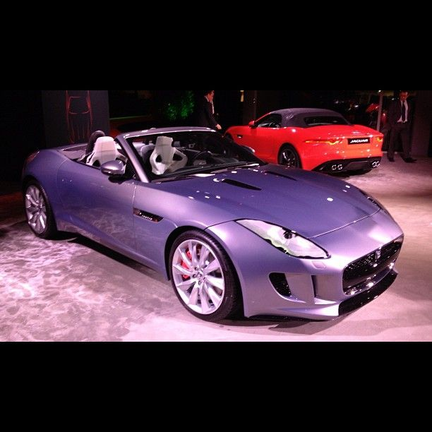 2014 Jaguar F Type My New Car Same Color A Tru Brit Jaguar F Type Jaguar Luxury Cars
